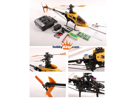 ESKY皮带CP 6CH 3D RTF直升机(40MHz的)