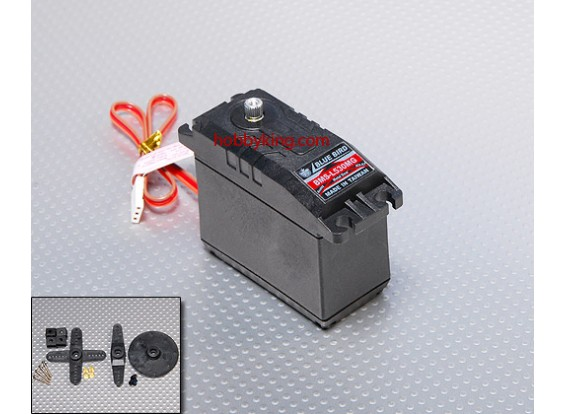 BMS-L530MG 1/5比例伺服19.8公斤/ .15sec /140.5克