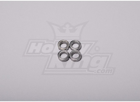 HK-500GT球轴承10×6 x 3mm的(4件/套)