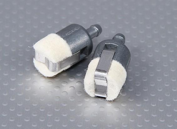 毛毡燃油滤清器/弹响燃气模型(小)(2PC)