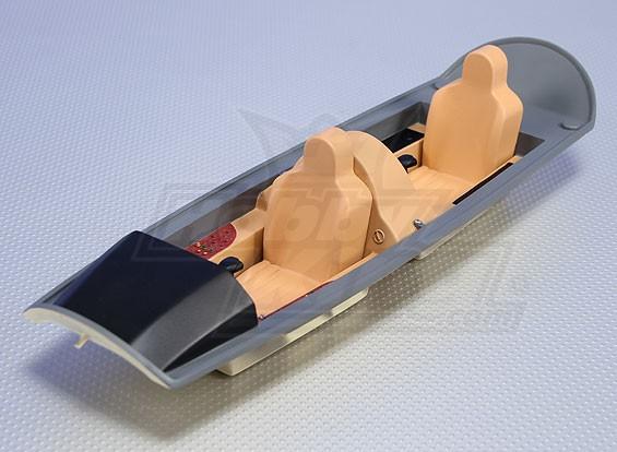 UltraDetail规模驾驶舱 -  Viperjet 90