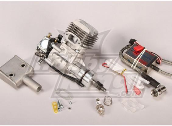 DLE20气体(汽油)发动机2.5HP(14〜17寸螺旋桨)