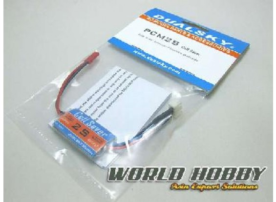 Dualsky 2S平衡器保护装置为锂聚合物