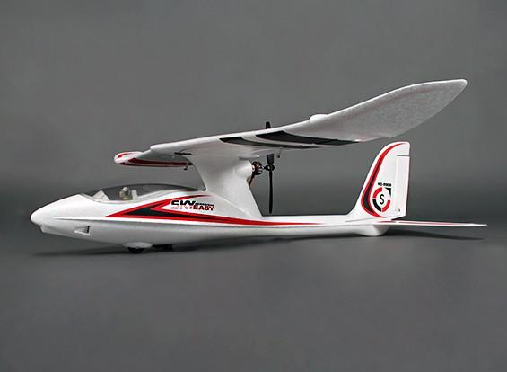 天空滑翔机方便2.4G四路1050毫米RTF(模式1)