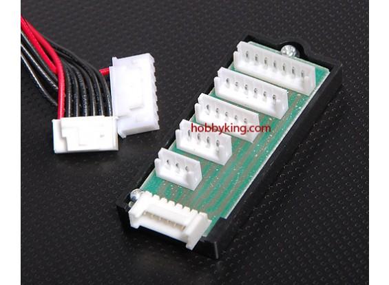 EH适配器丁文板W / Polyquest充电器插头