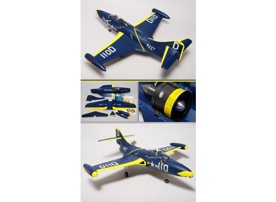 F9F豹EDF喷气EPO