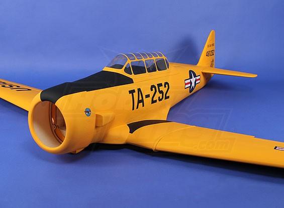 北美AT-6德克萨斯2135毫米复合(ARF)