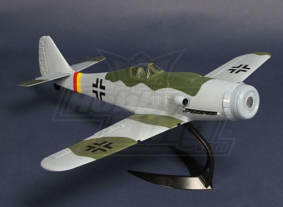 Hobbyking FW190D W /模型展示架EPO650毫米(ARF)