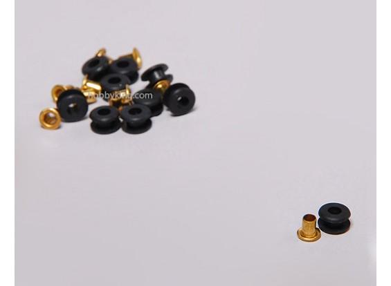 橡胶圈舵机(10件/套)