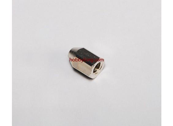 铜螺母的纱厂M8x1.25-M5(1个)