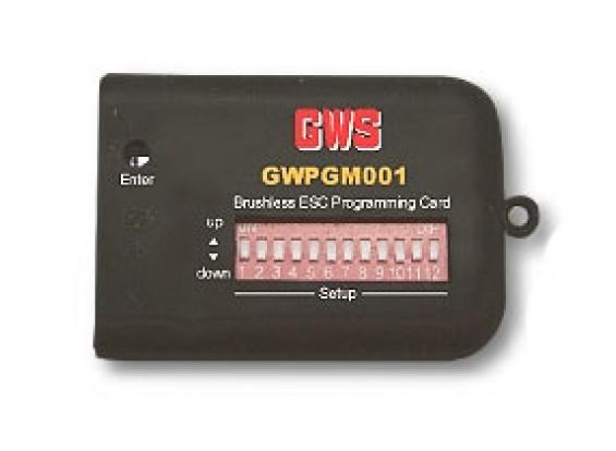 GWS BESC编程令牌