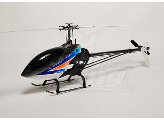飓风425-FBL 3D扭矩-T直升机套件W / ESC /马达