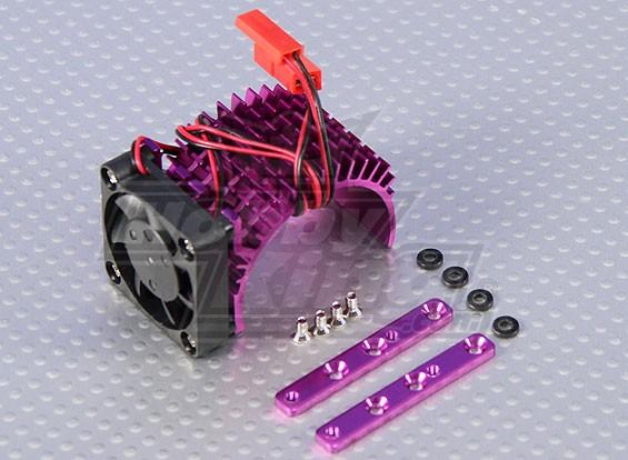 散热器具有散热风扇540 /34毫米电机