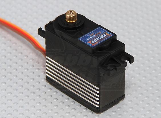 Hobbyking 4015DX无芯数字伺服MG(HV)60克/ 0.14s /15公斤