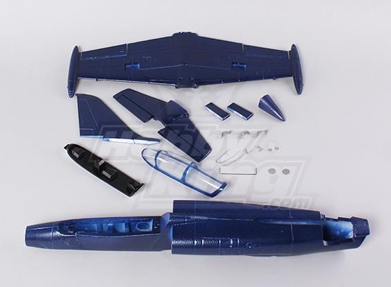 迷你L39 EDF战斗机(EPO)(套装)