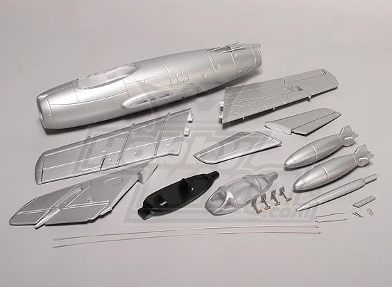 迷你Mig15 EDF战斗机(EPO)(套装)