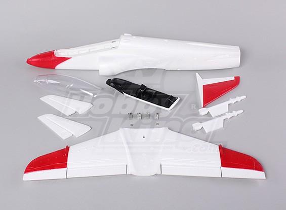 迷你T45 EDF战斗机EPO(KIT)