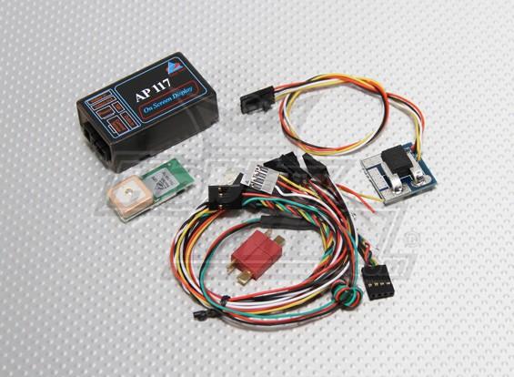 飞宇科技AP117 OSD(带GPS)
