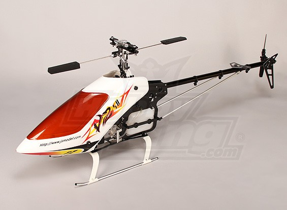 TZ-V2 0.50大小硝基3D直升机套装