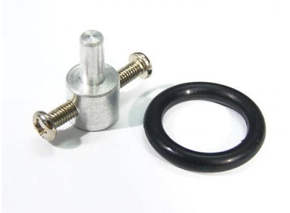 道具节电器W /乐队2.3毫米