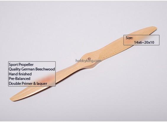 XR A型山毛榉体育螺旋桨17x6
