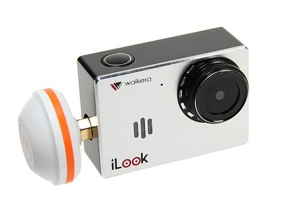 科尔iLook的FPV的高清视频录制和5.8GHz的发射机