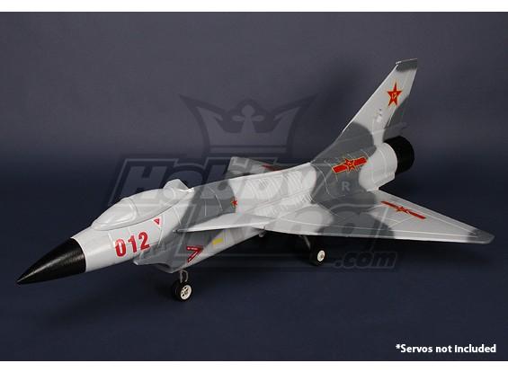 J-10喷气W /无刷EDF