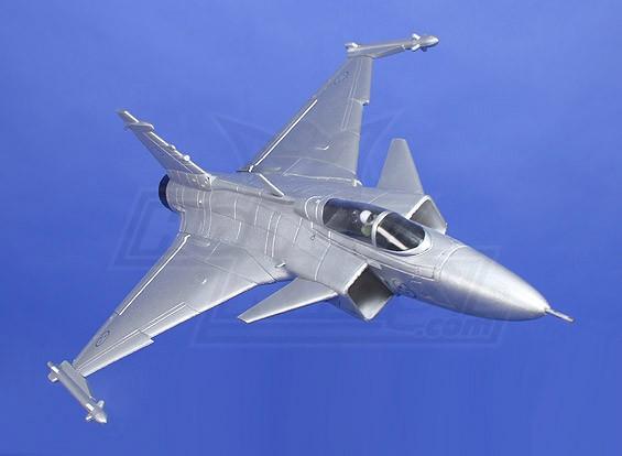 迷你JAS-39鹰狮EDF战斗机EPO(PNF)