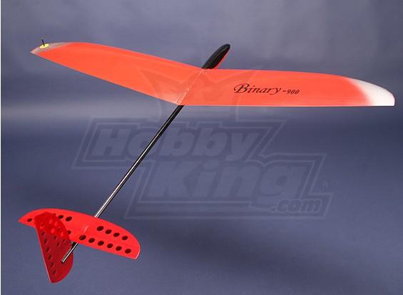 二进制900 V2.0 DLG滑翔机套件(900毫米)