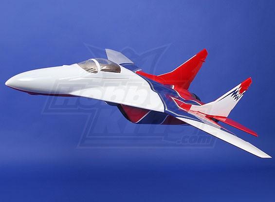 米格-29复合2×68毫米EDF960毫米(ARF)