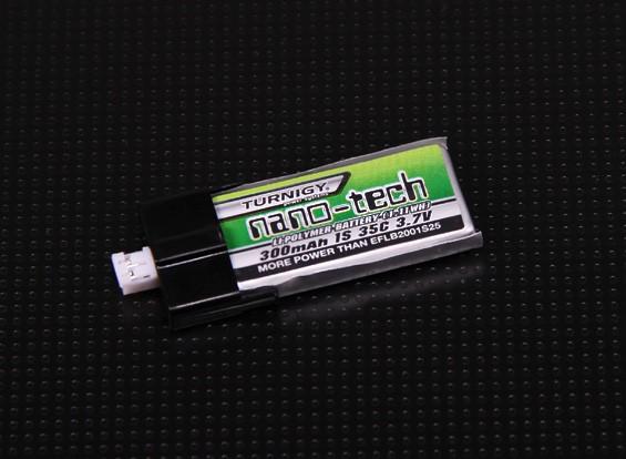 Turnigy纳米技术300毫安时1S 35C前列包(套FBL100和刀片MCPX)