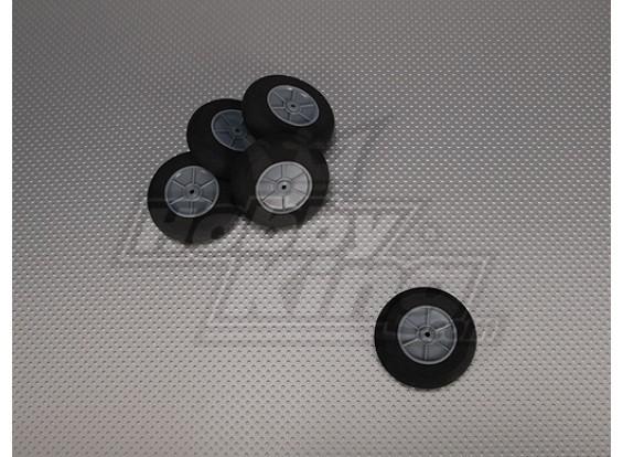 光发泡轮直径:60,宽度:18.5毫米(5件/袋)