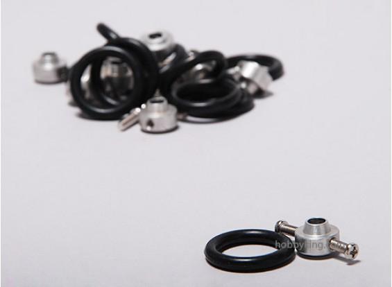道具节电器W /乐队3毫米(10片装)