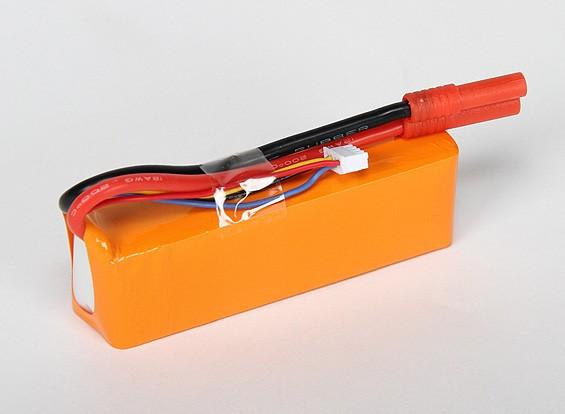 2200mAh的3S 20C Lipoly电池