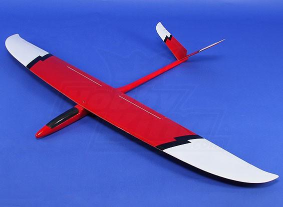 (完成)火箭-15全复合高性能滑翔机1485毫米(ARF)