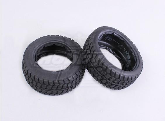 接待终结者轮胎 - 巴哈260和260S(1对)