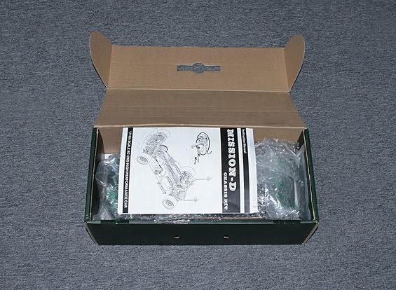 SCRATCH / DENT 1/10 Hobbyking使命-D 4WD GTR漂移车(ARR)