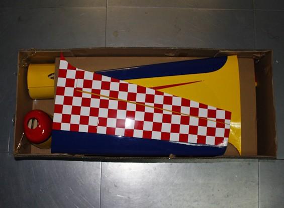 SCRATCH / DENT  -  HobbyKing™3D台风巴尔萨1250毫米(ARF)