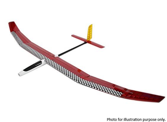 SCRATCH / DENT  -  3700粥电动滑翔机巴尔沙/复合3715毫米(ARF)
