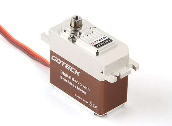 SCRATCH / DENT  -  Goteck HB1622S HV数字无刷MG高扭矩伺服性病53克/22公斤/ 0.11sec