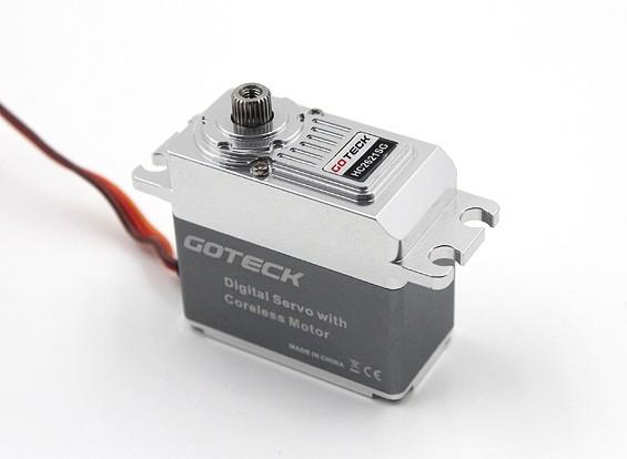 SCRATCH / DENT  -  Goteck HC2621S HV数字MG金属壳高扭矩伺服77克/23公斤/ 0.10sec