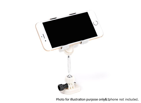 SCRATCH / DENT  - 智能手机发射器安装支架(白色)