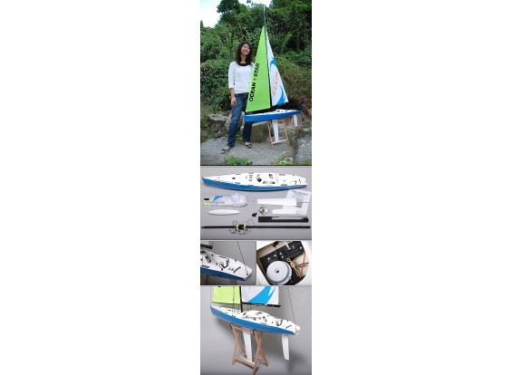 RC远洋赛艇2.2米