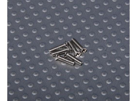 埋头螺钉M2x3