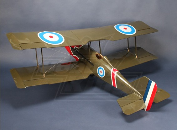 SE.5A规模WWI Warbird(55.4in)