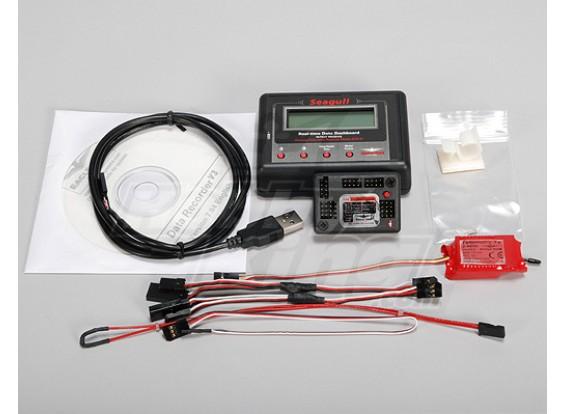 海鸥无线的仪表盘车系统的2.4GHz / 100mW的