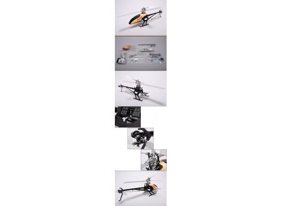 SJM180  - 专业直升机套件(SUPER SALE)