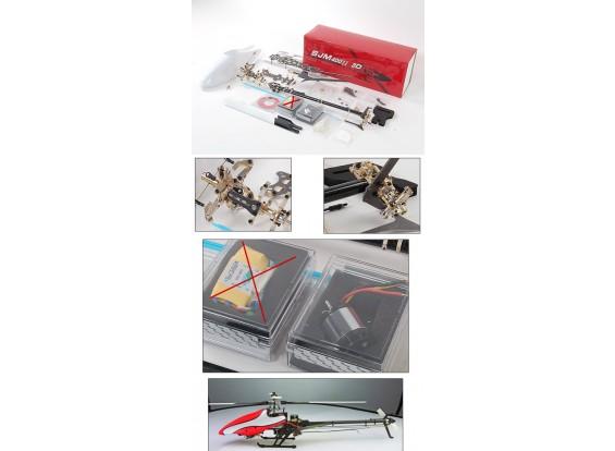 澳博400II至尊3D ARTF套件瓦特/无刷电机