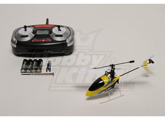 S-FP临2.4Ghz的II微型直升机W / 2.4GHz的德克萨斯(V2)