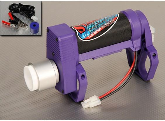 Turnigy皮带驱动启动2冲程160 110尺寸天然气发动机
